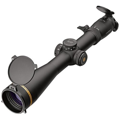 Leupold, VX-6HD, Rifle Scope, 4-24X52mm, 34mm Maintube, Matte Black, FireDot Duplex Illuminated Reticle