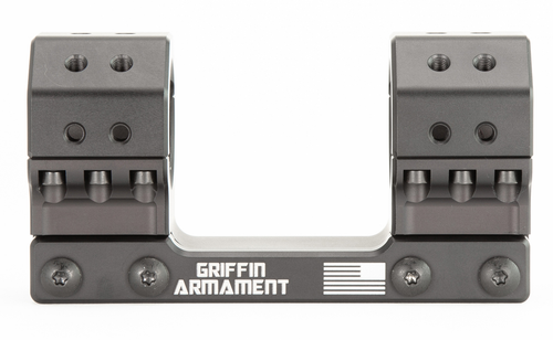 "Griffin SPRM Standard 1.33"" 30mm Black Anodized"