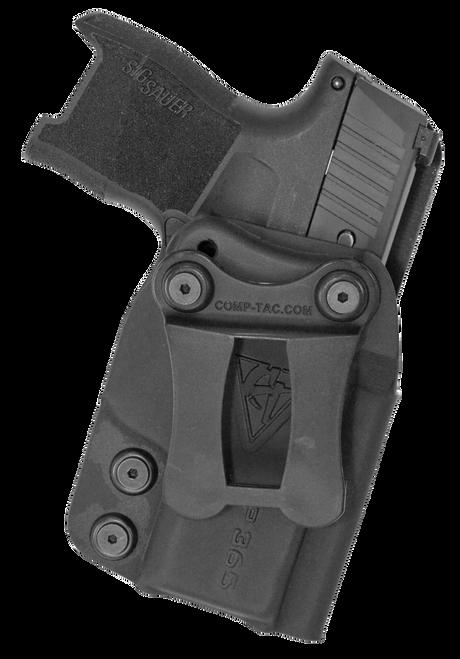 Comp-Tac Infidel Inside Waistband Sig Sauer P365 XL, Black Kydex, Right Hand