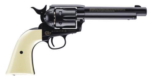 "Umarex Firearms Colt Peacemaker .177 Caliber BB 5"" Barrel Blued Finish Six-Shot"