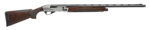 "Benelli PS Ethos Upland 12 Ga, 26"" Barrel, 3"", AA Satin Walnut, Nickel Engraved, 4rd"