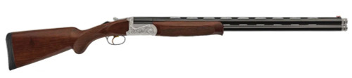 "Franchi Instinct SLX O/U 12 Ga, 28"" Barrel, 3"", AA Satin Walnut, 2rd"