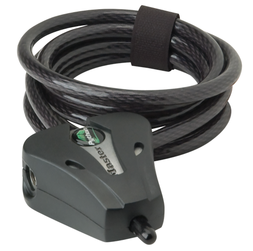 Stealth Cam Python Lock Cable 6'' Black