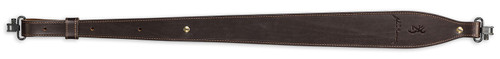 "Browning John M Browning 25-35"", Dark Brown Leather"