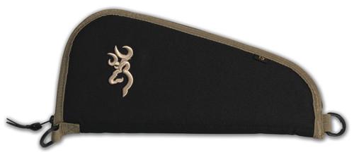 "Browning Plainsman Handgun Black/Tan 600D Polyester 13"""