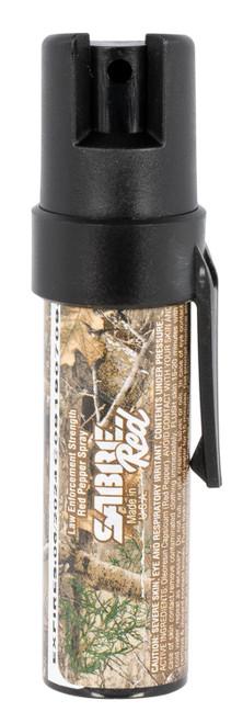 Sabre Camo Pepper Spray 10 ft Range With Pocket Clip