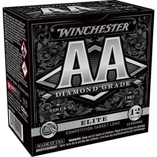"Winchester AA Diamond Grade 12 Ga, 2.75"", 1oz, 7 Shot, 1350 FPS, 25rd Box"