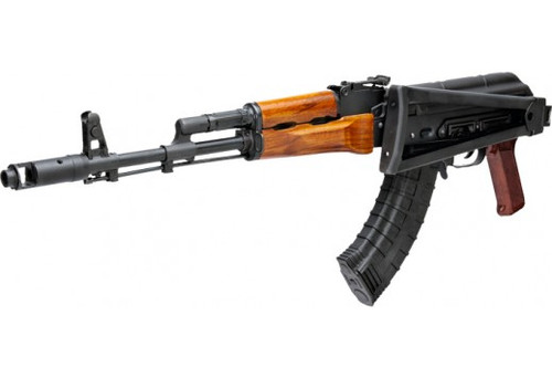 "Riley Defense RAK47 7.62x39mm, 16.25"" Barrel, Wood, Folding Stock, Scope Mount Side Rail, 30rd"