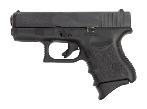 "Glock 26 AUS Used 9mm, 3.5"" Barrel, Contrast Sights, Black, 10rd"