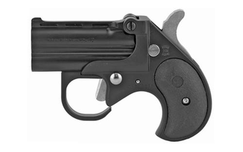"""Cobra Big Bore Derringer Guardian Package .38 Special, 2.75"""" Barrel Black, 2rd"""