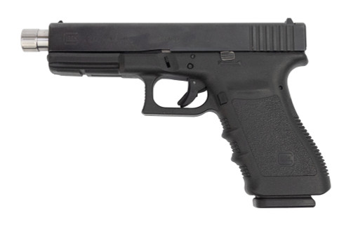 "Glock 21 Gen3 Used .45 ACP, 4.6"" Threaded Barrel, Fixed Sights, Black, 13rd"