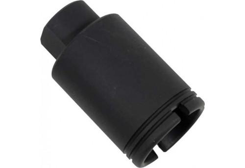 Guntec AR-15 Micro Flash Can, Black