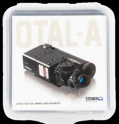 Steiner OTAL-A Offset Aiming Green Laser Quick Detach
