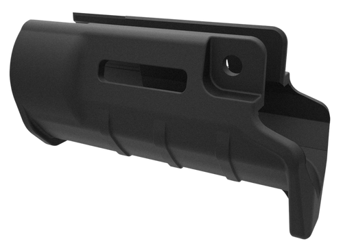 "Magpul MOE SL Handguard, Fits HK SP89/MP5K and clones with 5"" barrel, Polymer, Black Color, M-Lok Attachment Points, Built-in Handstop"