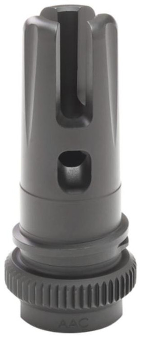 AAC Muzzle Brake/Flash Hider, Brakeout 2.0, 5.56mm, 90T TAPER, SR SERIES ONLY- 1/2-28