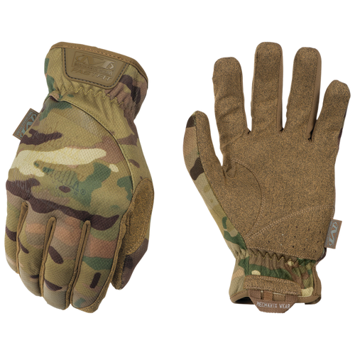 Mechanix Wear FastFit Small MultiCam Synthetic Leather