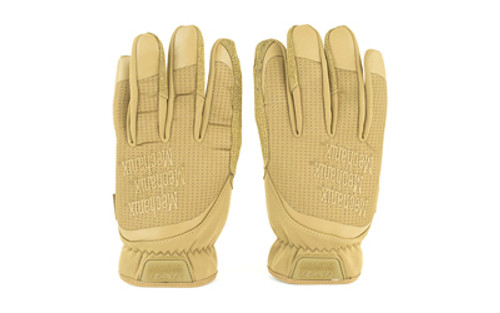 Mechanix Wear FastFit XL Coyote Synthetic Leather