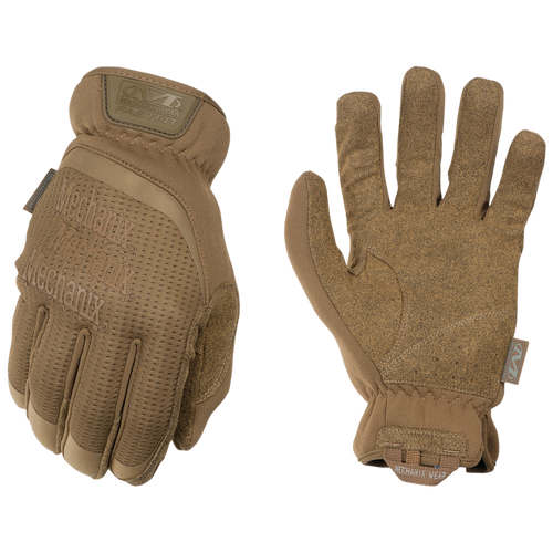 Mechanix Wear FastFit Small Coyote Synthetic Leather