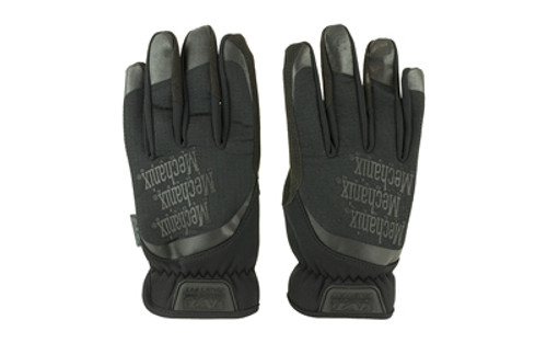 Mechanix Wear FastFit Covert XXL Black Synthetic Leather