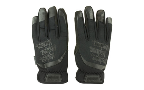 Mechanix Wear FastFit Covert Large Black Synthetic Leather
