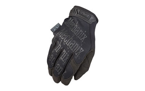 Mechanix Wear Original Covert Large Black Synthetic Leather