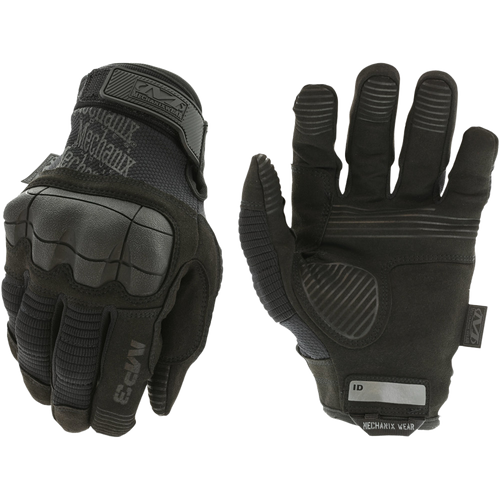 Mechanix Wear M-Pact 3 Covert Small Black Synthetic Leather