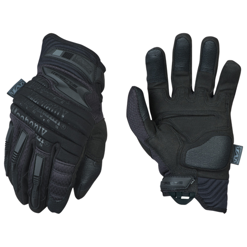 Mechanix Wear M-Pact 2 Covert Small Black Armortex