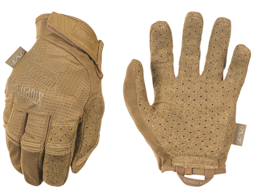 Mechanix Wear Specialty Vent Small Coyote Synthetic Leather