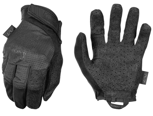 Mechanix Wear Specialty Vent Covert Small Black AX-Suede
