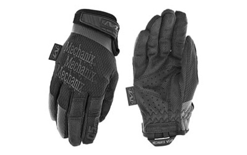 Mechanix Wear Women's Specialty 0.5 Covert High-Dexterity AX-Suede Small Black 1 Pair