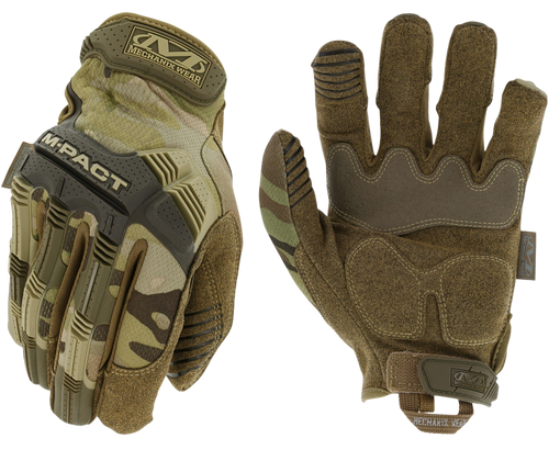 Mechanix Wear M-Pact Small MultiCam Synthetic Leather