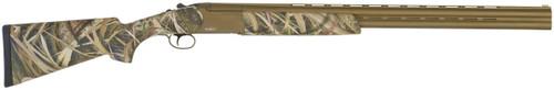 "TriStar Hunter Mag II 12 Ga, 28"" Barrel, 2 3.5"", Bronze Mossy Oak Shadow Grass Blades, 5 Choke Tubes, 2rd"