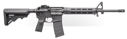 "Springfield SAINT AR-15, 223/556 16"" Barrel, B5 M-LOKHandguard, Front and Flip Up Rear Sights, 30Rd Mag"