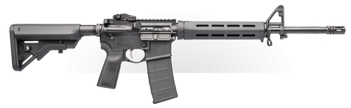 "Springfield SAINT AR-15, 223/556 16"" Barrel, B5 M-LOK Handguard, Front and Flip Up Rear Sights, 30Rd Mag"