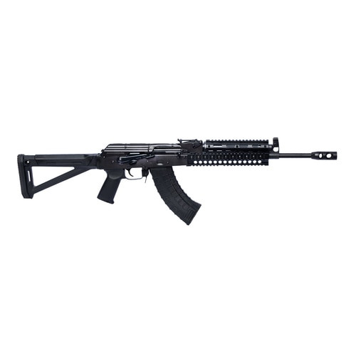 "Riley Defense AK47 Tactical Magpul 7.62x39mm, 16"" Barrel, Modular Rail, Black, 30rd"