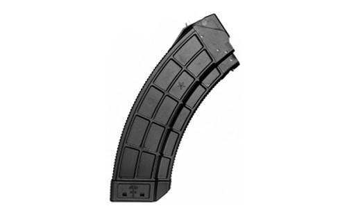 Century US Palm AK Magazine 7.62x39 AK-47, Black Detachable, 30rd