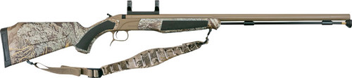 """CVA Accura PR Plains Rifle 50cal 28"""" Barrel Cerakote Veil Camo"""