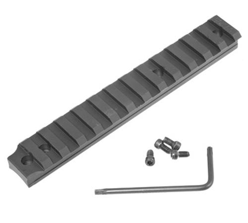 Ruger Precision Rifle Scope Base, 30 MOA Elevation, Black