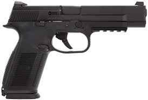 FN FNS40L 40 SW, Black, Night Sights, 14rd