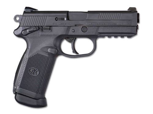 FN FNX 45 .45ACP Black, Night Sights, Manual Safety, 15rd