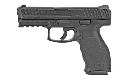 HK VP9-B 9mm, Black, 2x17rd
