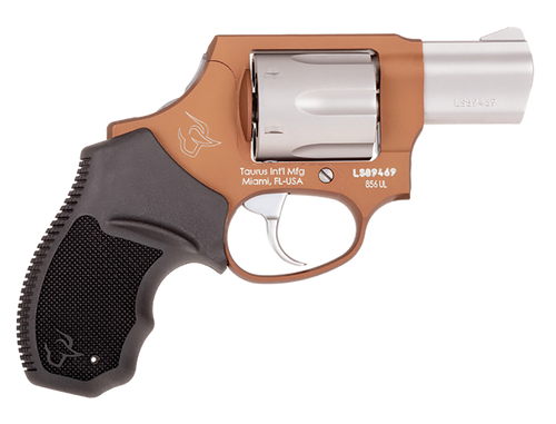 "Taurus 856 Ultra Lite Concealed Hammer, .38 Special, 2"" Barrel, 6rd, Bronze"