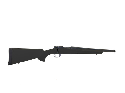 "Howa 1500 Hogue 6.5 Creedmoor, 16.25"" Heavy Threaded Barrel, Blued/Black, 4rd"