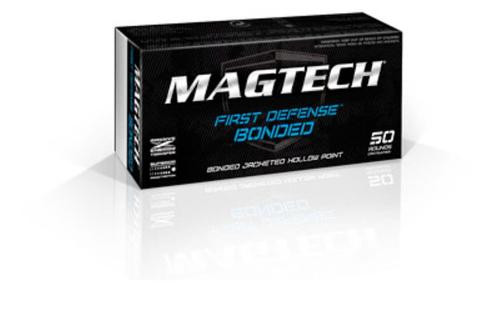 Magtech 9mm 147gr JHP, 50rd Box