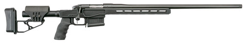 "Bergara Rifles Premier LRP 2.0 300 Win Mag 24"",  Black Anodized XLR Element Chassis 3.0 Stock,  5 rd"