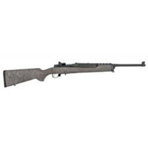"Ruger Mini-14 Tactical 223 Rem,5.56 NATO 18.50"" 5+1 Fixed Hogue OverMolded Stock Ghillie Green"