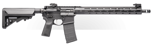 "Springfield SAINT Victor AR-15 223/5.56mm, 16"" Barrel, Alum Free-float Handguard, M-LOK, Flip Up Sights, 30rd Mag"