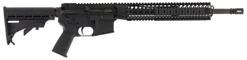 "Spikes ST-15 LE M4 Carbine 223 Rem/5.56 NATO 16"" Barrel, 6 Position Stock Black Hardcoat Anodized Aluminum Receiver, No Mag"