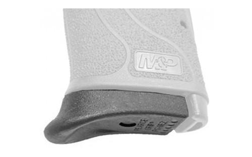 Pearce Grip Base Plate S&W M&P Shield EZ 9mm, Black Polymer