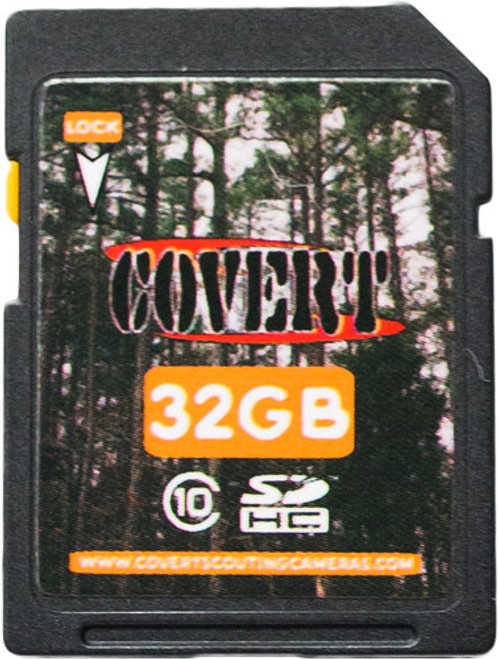 Covert Scouting Cameras 5274 SD Memory Card 32GB